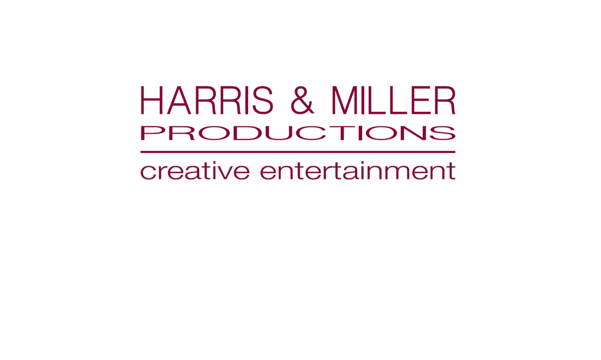 HARRIS AND MILLER PRODUCTIONS